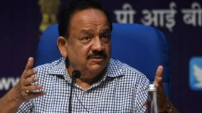 there-is-no-vaccine-for-arrogance-harsh-vardhan