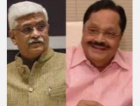 minister-dhuramurugan-leaves-for-delhi-meeting-with-the-union-minister-talk-about-megha-dadu-dam-markandeya-dam