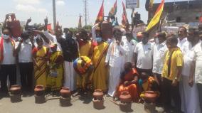 rising-petrol-diesel-and-gas-prices-demuthika-protests-over-cooking-on-firewood