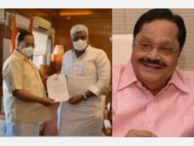 megha-dadu-dam-issue-minister-duraimurugan-meets-with-the-union-water-resources-minister