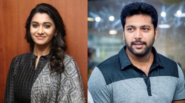 priya-bhavani-shankar-plays-lead-in-jayam-ravi-next-movie