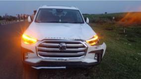 karnataka-deputy-cm-son-car-accident