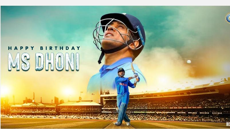 #HappyBirthdayDhoni ராஞ்சி ராஜாவுக்கு இன்று 40-வது பிறந்தநாள்: வாழ்த்து மழையில் தோனி | MS Dhoni turns 40: A look at his journey from young marauder to cool finisher