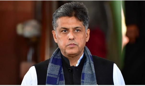 pm-relies-more-on-ex-bureaucrats-than-bjp-cadres-says-manish-tewari-after-cabinet-reshuffle