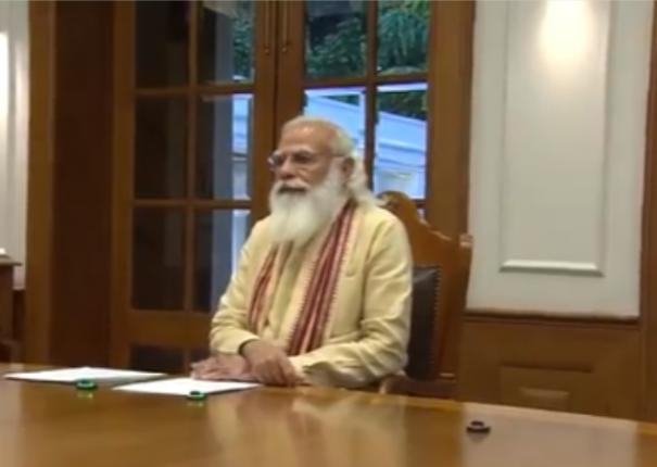 pm-modi-to-chair-a-high-level-meeting-to-review-augmentation-availability-of-oxygen