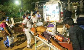 fire-at-asaripallam-government-hospital
