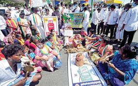 congress-women-wing-protest
