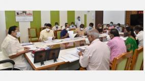 kaveri-gundaru-linkage-project-mukkombu-gate-project-minister-duraimurugan-review