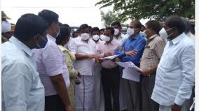 hogenakkal-collaborative-drinking-water-supply-minister-kn-nehru-review