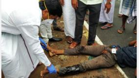doctor-mla-who-gave-first-aid-to-the-person-involved-in-the-accident-in-villupuram