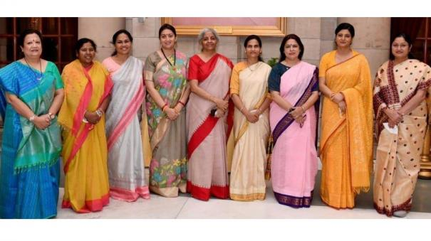 women-ministers-in-new-cabinet