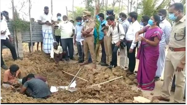 complaint-of-beating-of-a-boy-in-the-pattukottai-mentally-retarded-archive-skeleton-excavation