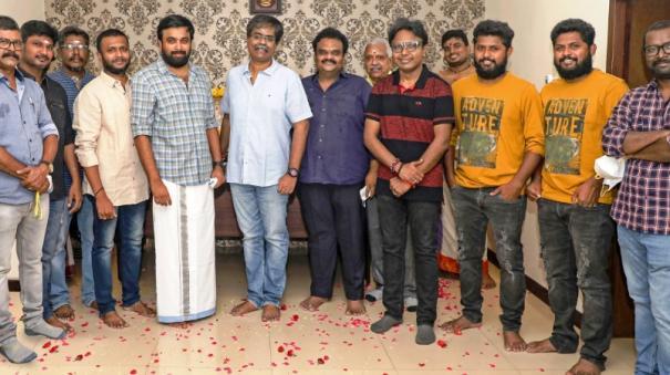 sasikumar-new-movie-started-with-poojai