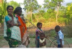 education-by-mobile-vehicle-for-tribal-students-decision-to-teach-village-wise
