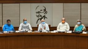 the-new-union-cabinet-meets-at-7-lkm-prime-minister-s-official-residence