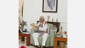 kerala-governor-fasting-protest-against-dowry
