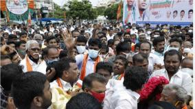 the-tamil-nadu-bjp-is-for-the-people-and-farmers-of-tamil-nadu-shortage-by-dmk-to-buy-vaccines-annamalai