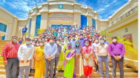 governor-pays-rs-10-000-each-to-119-students-who-volunteered-for-corona