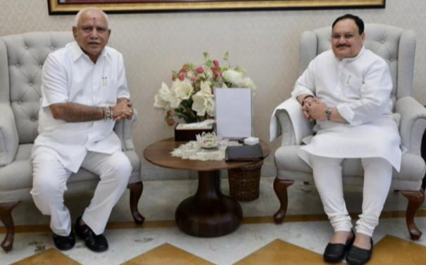 bs-yediyurappa-offered-to-quit-citing-ill-health-in-meet-with-pm-sources