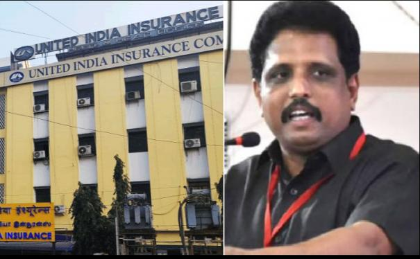 avoid-privatisation-of-united-india-insurance-su-venkatesan-mp-writes-to-fm