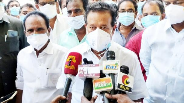 j-university-4-district-colleges-will-be-merged-with-annamalai-university-including-interview-with-minister-ponmudi