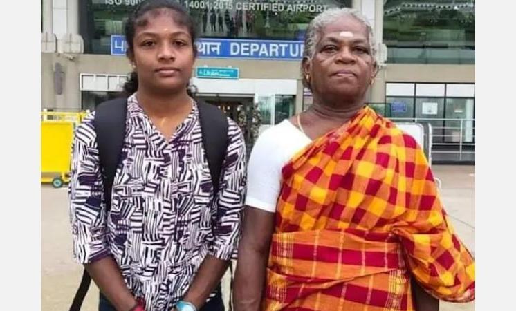7 வயதில் பெற்றோரை இழந்து தவித்த ரேவதியின் ஒலிம்பிக் பயணம் | journey of revathi veeramani