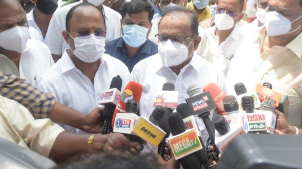 chief-court-in-the-newly-divided-districts-of-tamil-nadu-minister-raghupathi-information