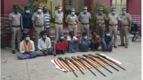 seizure-of-7-unlicensed-country-guns-near-hosur-8-arrested