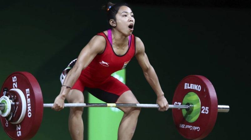 என் தாய்நாட்டுக்கு வெற்றியை அர்ப்பணிக்கிறேன்; கனவு நனவாகியது: மீரா பாய் சானு உருக்கம் | Mirabai Chanu becomes 1st Indian weightlifter to win silver in Olympics