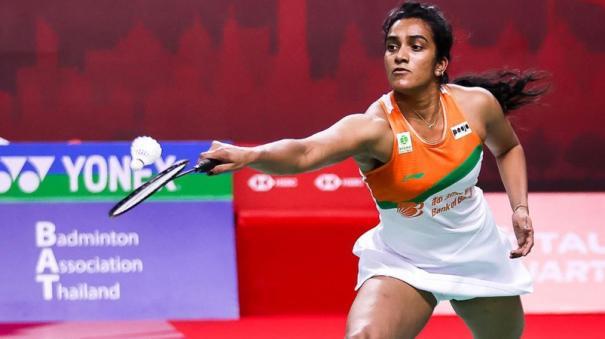 Sindhu makes winning start at Tokyo Olympics