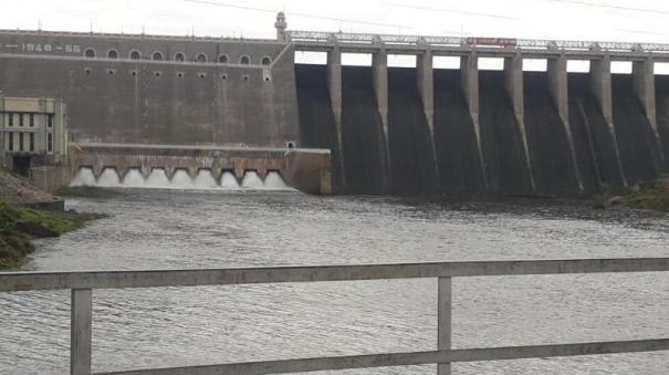 bavanisagar-dam-water-level-increased