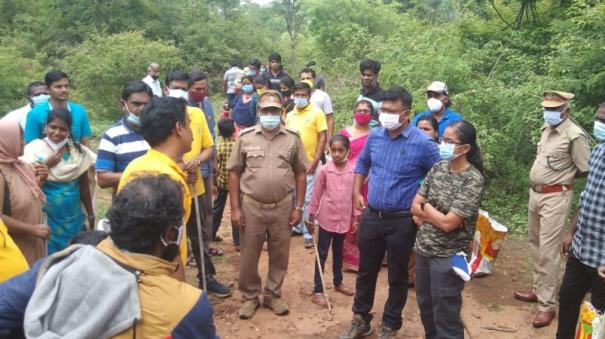 dust-50-thousand-seed-balls-to-create-dense-forest-in-hosur-forest-reserve-decided-to-start-in-other-wildlife-sanctuaries