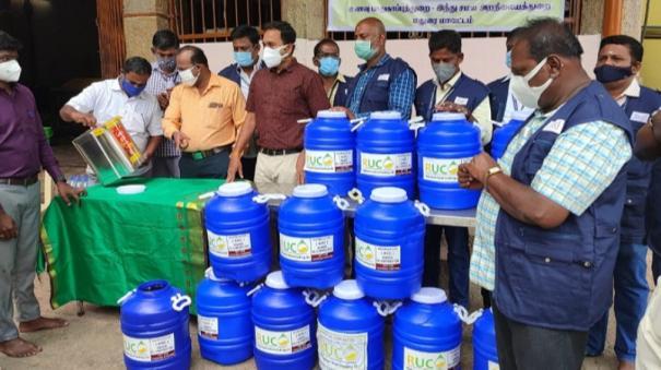 bio-diesel-from-cooking-oil-plan-begins-in-madurai-meenakshi-amman-temple