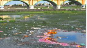 madurai-corporation-prepares-to-take-stern-action-against-those-who-dumped-medical-waste-in-vaigai-river