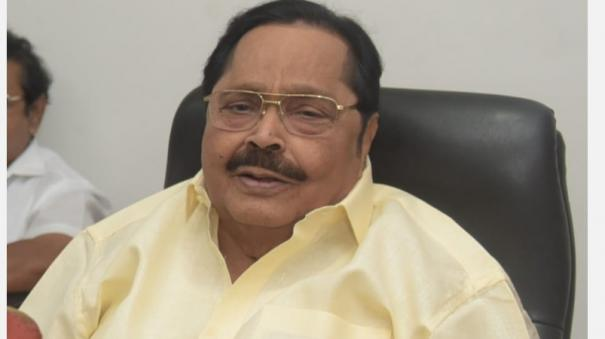 my-party-acted-against-me-in-the-election-duraimurugan-upset