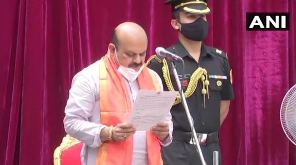 basavaraj-bommai-sworn-in-as-the-new-chief-minister-of-karnataka