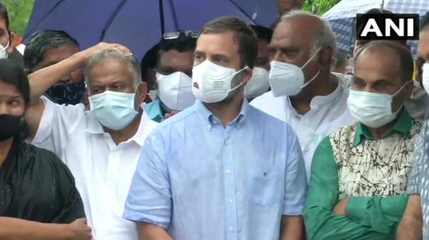 why it should not be discussed in the House?: Congress leader Rahul Gandhi