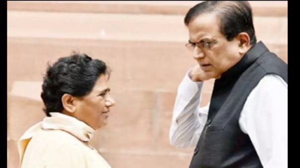 bjp-seeks-to-eradicate-sanskrit-bsp-accused