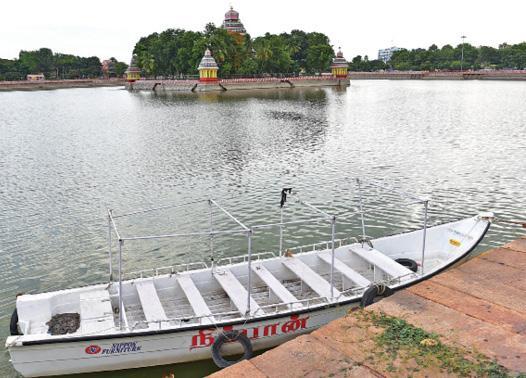 theppakkulam-boat-ride