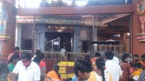 chain-snatch-in-karur-mariamman-temple