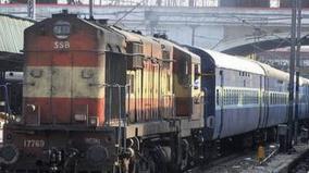 thiruvannamalai-chennai-train