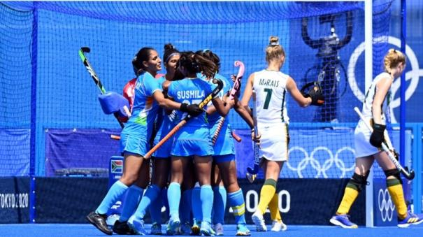hockey-indian-women-reach-quarter-finals-of-olympics-for-first-time