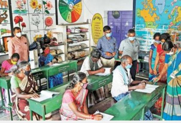 basic-literacy-under-the-let-s-learn-and-write-movement-3-21-lakh-people-benefit