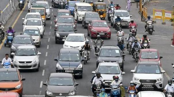 3-crores-vehicles-in-tamil-nadu