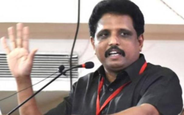 mp-su-venkatesan-condemns-enacting-insurance-laws-without-discussion