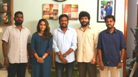 kavin-started-his-new-web-series