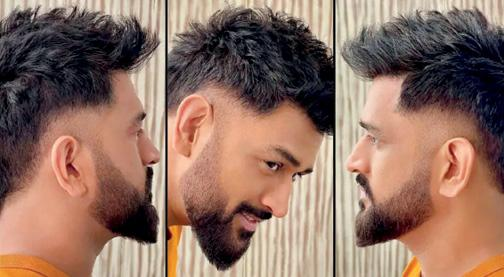 ms-dhoni-new-look