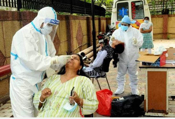 india-adds-30-549-coronavirus-infections-active-cases-fall-after-six-days