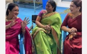 khushbu-radhika-sarathkumar-join-aadavaallu-meeku-johaarlu-cast
