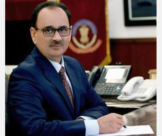 home-ministry-recommends-disciplinary-action-against-former-cbi-director-alok-verma